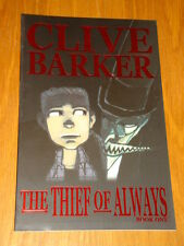 THIEF OF ALWAYS BOOK 1 IDW PUBLISHING CLIVE BARKER GRAPHIC NOVEL  9781932382693
