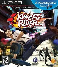 Kung Fu Rider (Motion Control) - Playstation 3