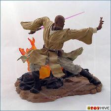 Star Wars Unleashed Mace Windu - loose complete  jedi figure