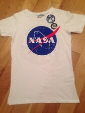 Womens NASA t-shirt Officially Licensed Product by Primark UK size 14