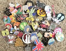 DISNEY TRADING PINS LOT OF 50 - 100% TRADABLE - NO DOUBLES