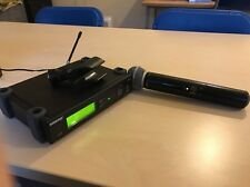 Shure SLX Handheld Microphone System, Wireless, Channel 38 Legal Sm58