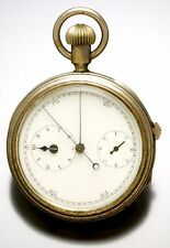 Auburndale Watch Co., Scarce Split-Second Timer with Quarter-Second Jump, C.1879
