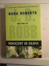Innocent in Death by Nora Roberts 2007 Hardcover Good Condition