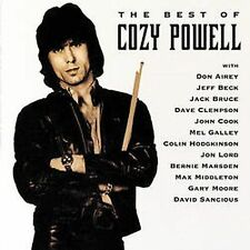 COZY POWELL The Best Of CD BRAND NEW