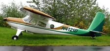Helio Courier C/STOL Utility Aircraft Wood Model Replica Small Free Shipping