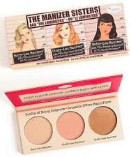 theBalm The Manizer Sisters Luminizing Palette
