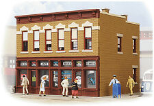 Walthers Trainline HO Scale Building/Structure Gemini Building (Assembled)