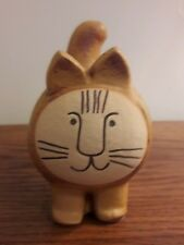 Sweet lisa larson pottery cat