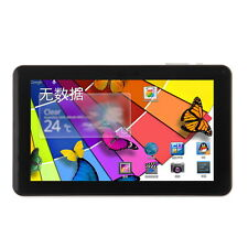 "iRULU 9"" Android 4.4 8GB KitKat Quad Core Tablets PC Network w/Earphone Portable"