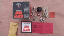 NOS ELECTRONIC AUTO ALARM Vintage Accessory car custom chevy buick ford gm dodge