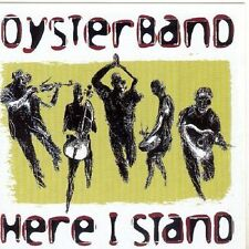 Oysterband: Here I Stand  Audio CD