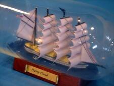 """11"""" Wooden Clipper Ship Flying Cloud Ship In A Bottle Fully Assembled"""