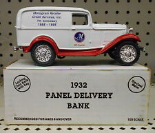 MONOGRAM RETAILER CREDIT GE CAPITAL 1932 FORD 1995 DIECAST ERTL BANK #F368