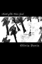 Battle of the Water Gods by Olivia Davis (2013, Paperback, Large Type)