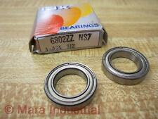 IJK 6802ZZ NS7 6802ZZNS7 Bearings (Pack of 2)
