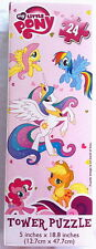 My Little Pony Friendship is Magic Princess Celestia & Friends Tower Puzzle