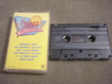 RARE PROMO Summer Rocks On CASSETTE TAPE Michael Jackson U2 Europe + AUSTRALIA !