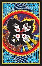 KISS Blacklight Poster Print 22x33 Rock & Pop Music