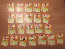 2x 22 Clarks Bootleg Nickelodeon Trump Cards Excellent Clean Condition
