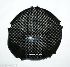 KTM RC8 (+R) CARBON KUPPLUNGSDECKEL ENGINE COVER CARBONE CARBONO CLUTSH
