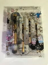 BNIB ~ Tokidoki SEPHORA Pittura Brush Set~ 24 Karat Edition Brush Set W/Charms