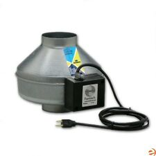 """Fantech FGC - 940 CFM - Inline Duct Fan - 12"""" Duct - 120V - Power Cord Included"""