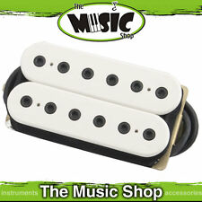 New Dimarzio PAF Pro Humbucker Pickup in White with F Spacing - DP151FW