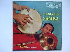 NELSINHO - MAGIA DO SAMBA LP 1st MONO 1958 RCA BRAZIL TROMBONE JAZZ MPB BOSSA NM
