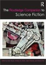 FAST SHIP - BOULD VINT 1e The Routledge Companion to Science Fiction         AT9