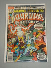 MARVEL PRESENTS #7 VOL 1 MARVEL COMICS GUARDIANS OF THE GALAXY NOVEMBER 1976