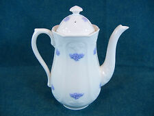 Adderley Chelsea Blue Small Coffee Pot with Lid