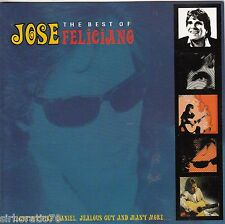 JOSE FELICIANO The Best Of CD