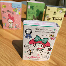 1x Melody Sticker Paste Bookmark Point Memo Flag Paper Sticky Note Floding Book
