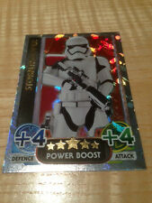 STAR WARS Force Awakens - Force Attax Trading Card #220 Stormtrooper