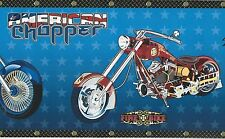 American Chopper Motorcycle Wallpaper Border BZ9189BD