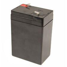 6V 4AH Sealed Lead Acid Battery