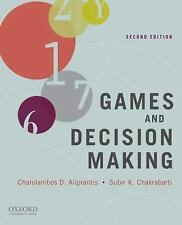 Games and Decision Making