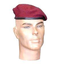 Beret Amarante (rouge) des parachutistes TAILLE 56