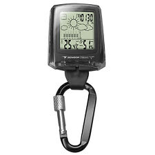 Dakota Watch Company Weather Station Clip Watch 3699-1
