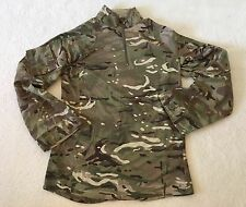British Army Issue SF Marines Full MTP Multicam UBACS Shirt M New