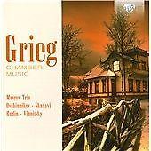 Edvard Grieg - Grieg: Chamber Music (2013)