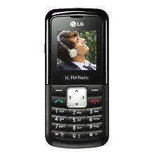 Téléphone Mobile LG KP105 - Noir Neuf débloqué dans sa boite sous blister