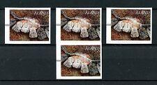 Aland 2017 MNH Beach Finds Flotsam Frama Postage Labels 4v Set Stamps