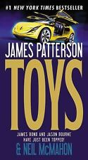 BUY 2 GET 1 FREE Toys by James Patterson and Neil McMahon (2011, Paperback)