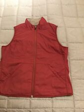 Rohan Ladies Icepack Vest Size Large - Pristine Condition