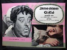 FOTOBUSTA CINEMA - GIGO' - J. GLEASON - 1962 - COMMEDIA - 02
