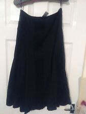 ELEGANT NEW PER UNA M&S SKIRT, SIZE 12R, RRP £35