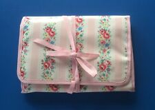 Original Cath Kidston Cosmetic Roll Hanging Travel Organiser Bag - BNWT