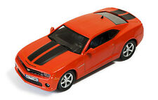 Ixo Models 1:43 MOC 173 Chevrolet Camaro 2012 Met. Orange with Black Stripes NEW